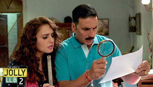 Jolly LLB 2 2nd Day Collection 2 Days JLLB2 1st Saturday Box Office Report