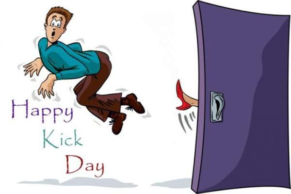 Kick day status