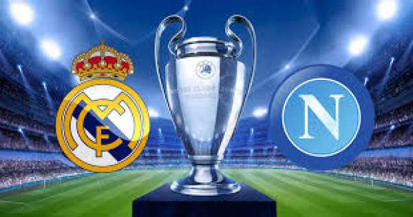 Real Madrid vs Napoli Live Streaming