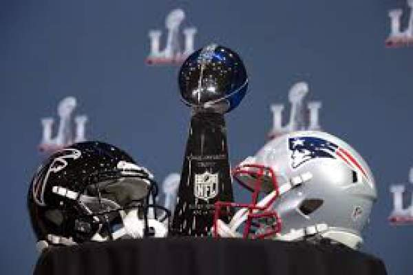 Patriots v/s Falcons Live Streaming