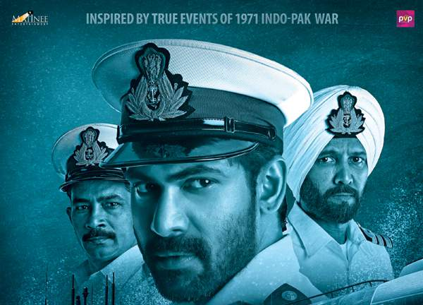 Ghazi Attack 9th Day Collection: 2nd Weekend Saturday Earnings , ghazi attack collection