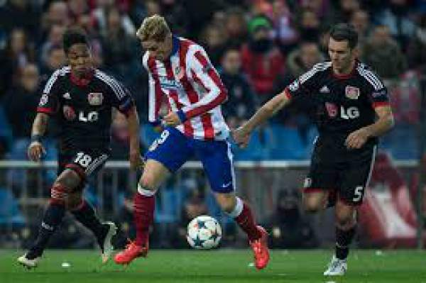 Atletico Madrid vs Bayer Leverkusen Live Streaming