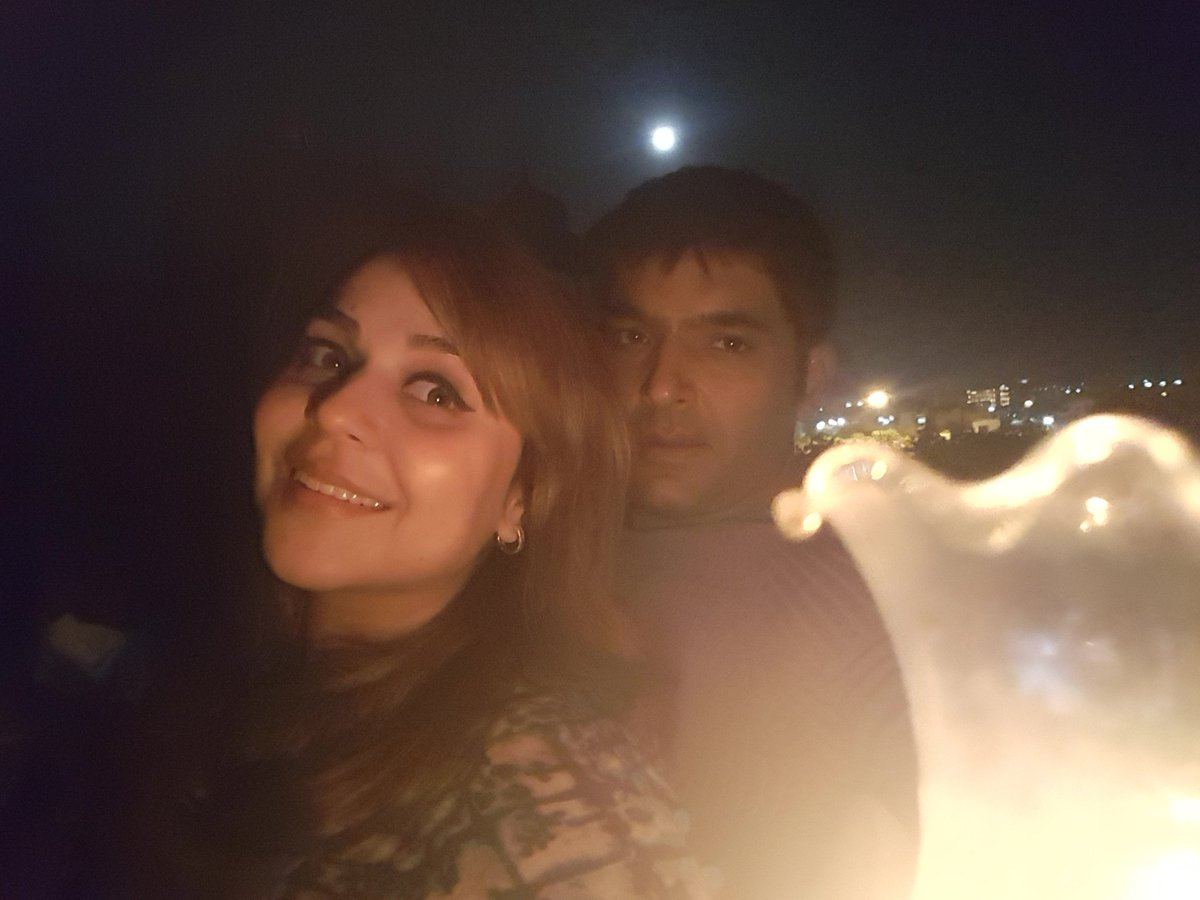 kapil sharma wife ginni chatrath