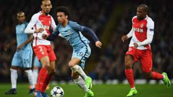 Monaco vs Manchester City Live Streaming