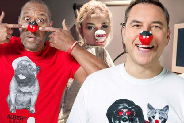 When is Red Nose Day 2017? What is Comic Relief? Where to buy RND T-Shirts?