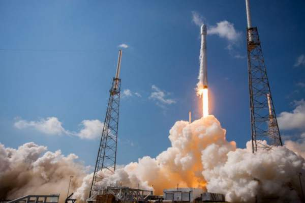 SpaceX Falcon 9 Launch Live Streaming Watch Online