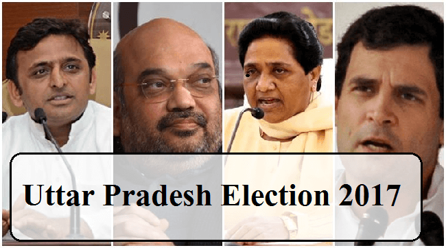 UP Elections 2017 Results Assembly / Vidhan Sabha