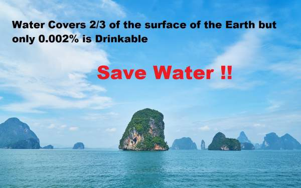 World Water Day Quotes, Slogans, Images, 2019 Theme, Facts, Posters, Sayings, Logo