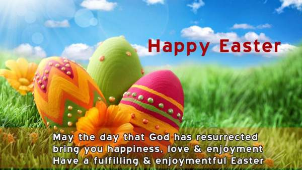 Happy Easter, easter 2019 Images, easter Quotes: Easter Sunday HD Wallpapers, Jesus Christ Pictures, easter WhatsApp, easter FB DP, easter pictures, easter pics, easter photos
