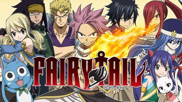 Fairy Tail, Fairy Tail Chapter 539, Watch Fairy Tail Online