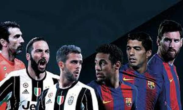 Juventus vs Barcelona Live Streaming