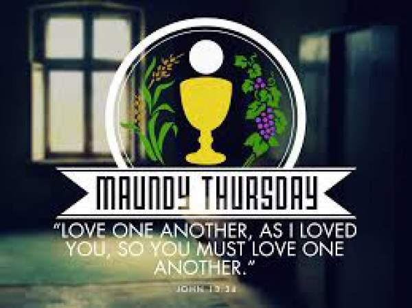 Happy Maundy Thursday 2019 Quotes Images Wishes Messages Greetings Sayings Bible Verses Status