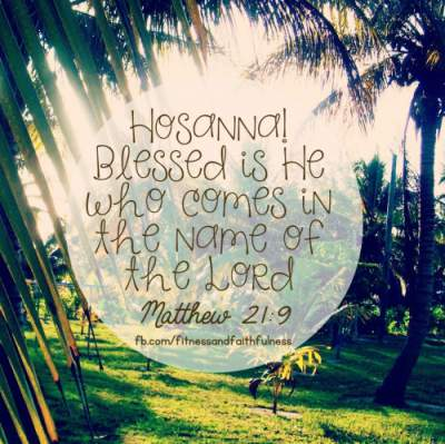Happy Palm Sunday 2019 Images, Quotes, Wishes, Greetings, Photos, Prayer, Sermons