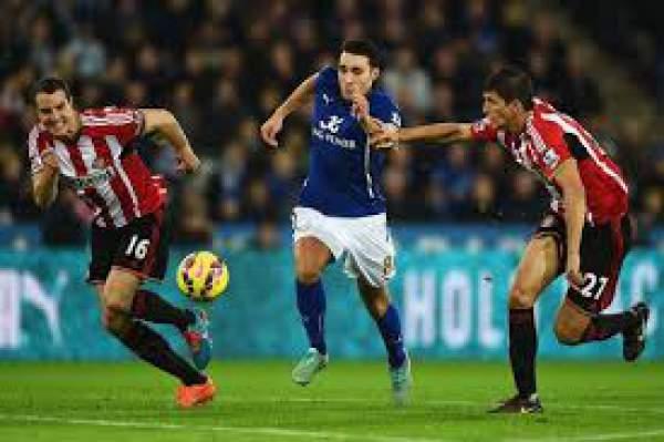Leicester City vs Sunderland live streaming