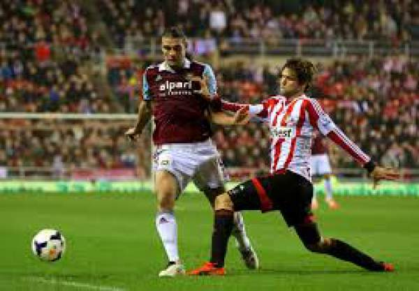 Sunderland vs West Ham United Live Streaming