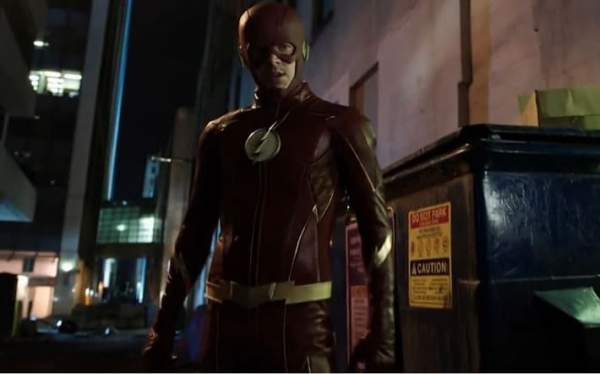 The Flash season 3 episode 22