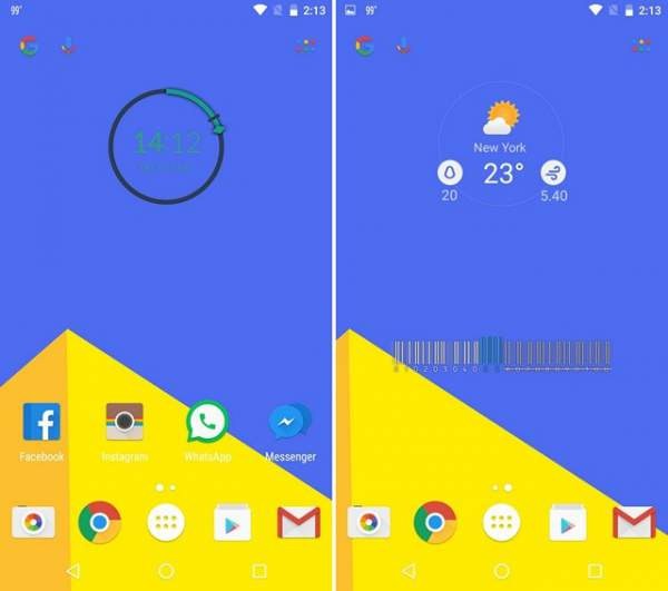 Nova Launcher Material Design Theme