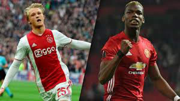 AFC Ajax vs Manchester United Europa League