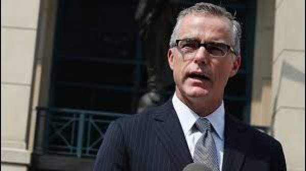 andew g mccabe, the fbi acting director