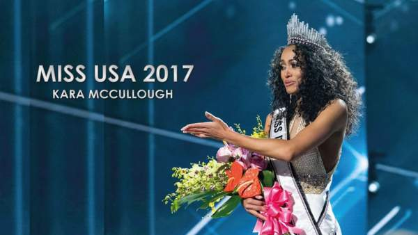 Kara McCullough wins Miss USA after unpopular answer about health care