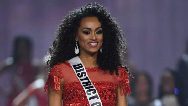 miss usa 2017 winner, miss district of columbia, Kára McCullough