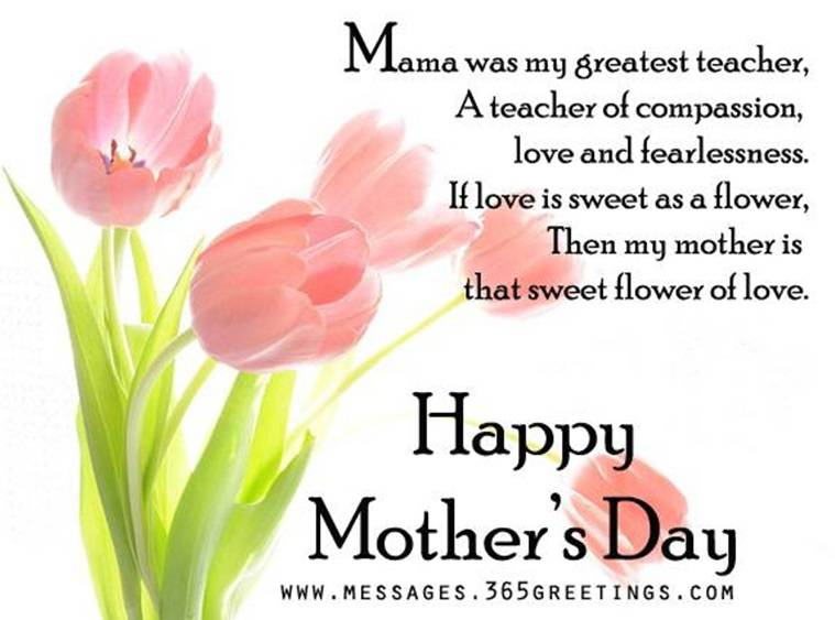 Happy Mother S Day 2019 Love Quotes Wishes And Sayings: Happy Mother's Day 2019 Quotes Images Messages Wishes