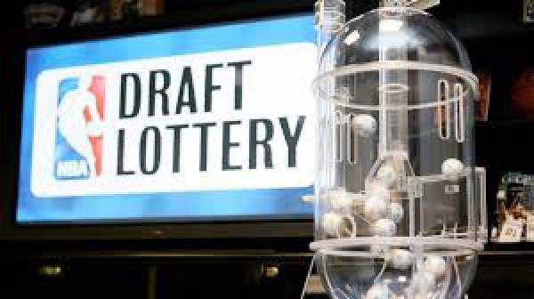 Another big win: Celtics get first pick in NBA draft