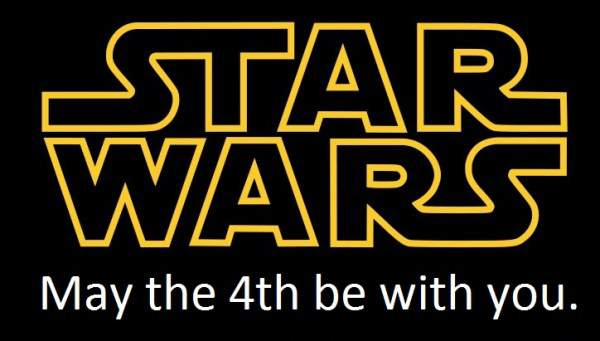 star wars day 2017, may the 4th be with you, star wars day, may the fourth be with you