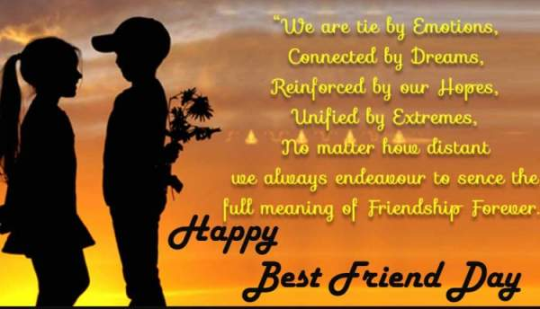 Is Today National Best Friends Day 2019 National Best Friends Day 2019 Quotes, Images, Messages, Memes To