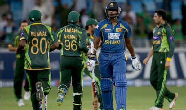 Sri Lanka dismissed for 236 by Pakistan in Champions Trophy