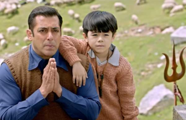Tubelight 2nd Day Collection