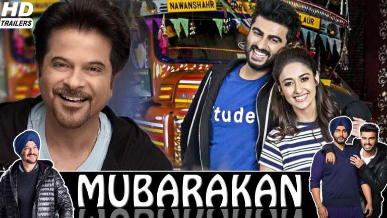 Mubarakan Movie Review & Rating