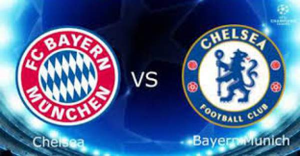 Chelsea vs Bayern Munich Live Streaming