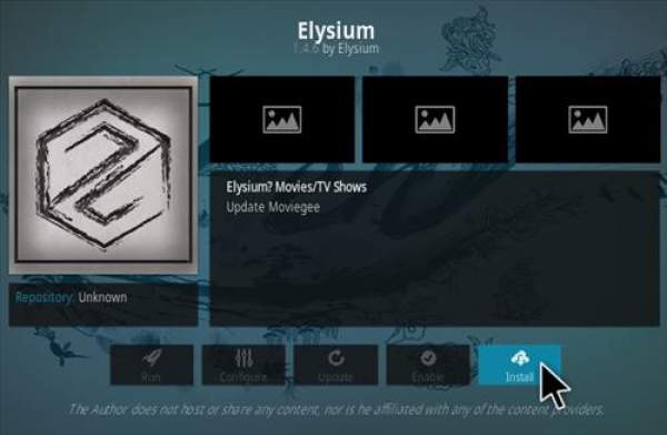 How To Install Elysium Kodi Addon?