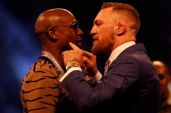 Mayweather vs McGregor Live Streaming
