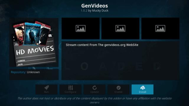 Gen Videos