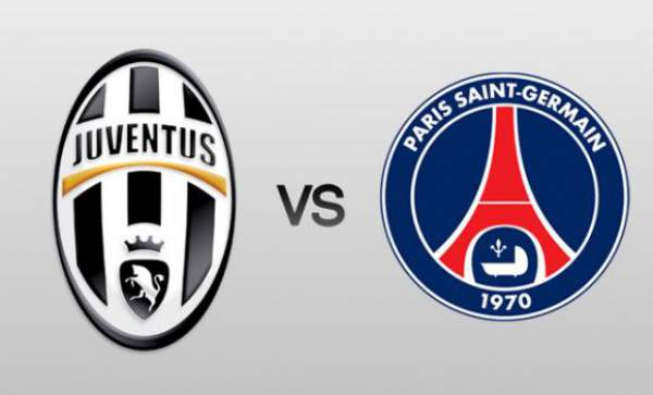 PSG vs Juventus live streaming
