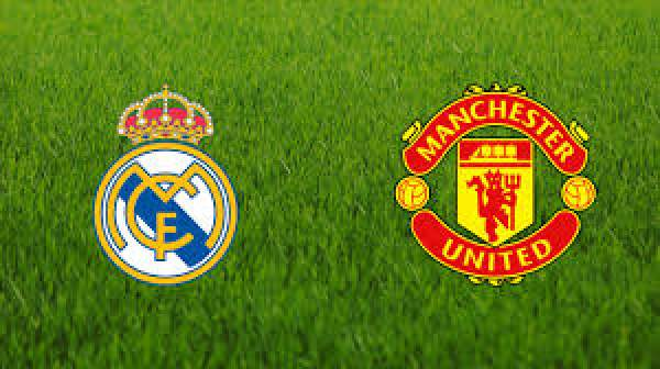 Real Madrid vs Manchester United Live Streaming