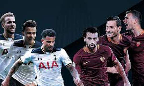 Tottenham vs AS Roma Live Streaming