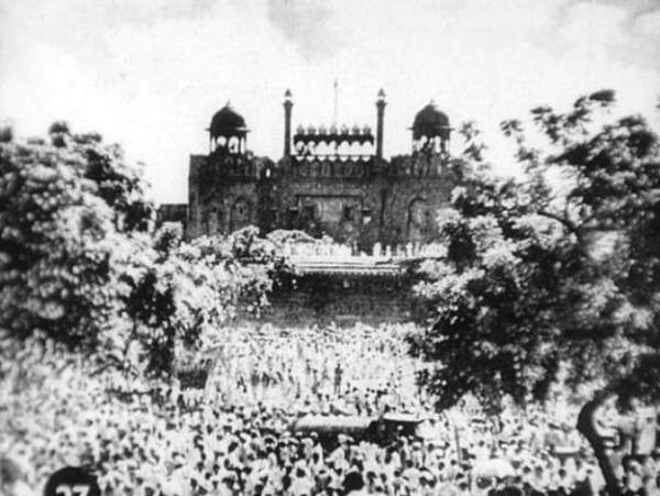 1947 independence day celebrations