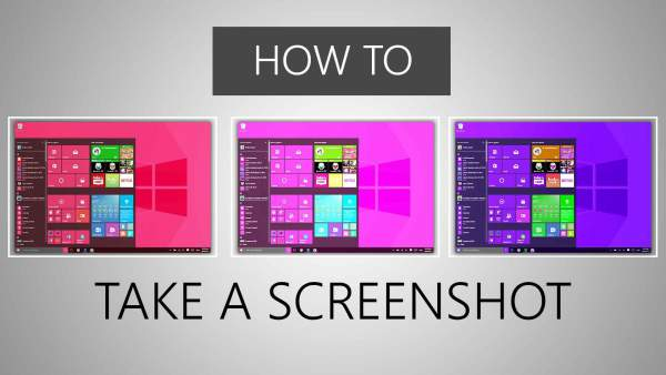 How To Take A Screenshot On Windows 10, 8, 7 PC, Mac, Android Phone, iOS iPhone, iPad, iPod?