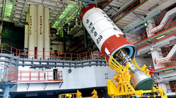 ISRO PSLV-C39 Mission Fails To Launch IRNSS-1H Navigation Satellite