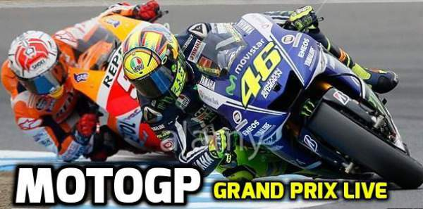 MotoGP Live Streaming