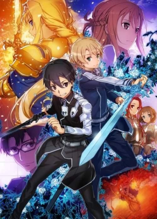 Sao season 3, Sword Art Online s3, Sword Art Online season 3