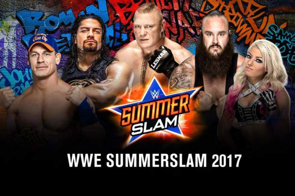 WWE SummerSlam 2017 live streaming, watch WWE SummerSlam 2017 online, WWE SummerSlam 2017 prediction, WWE SummerSlam 2017 matches, WWE SummerSlam 2017 predictions, WWE SummerSlam 2017 start time, WWE SummerSlam 2017 date