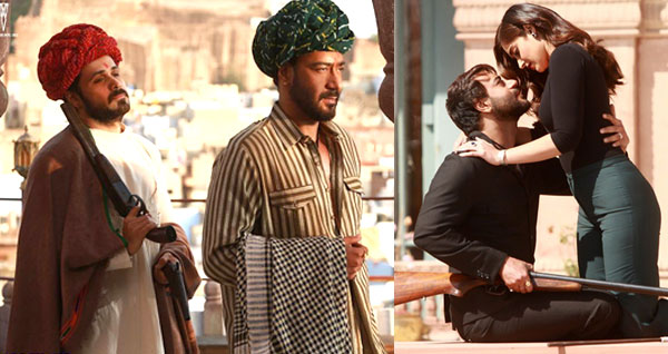 Baadshaho 5th day collection 5 days badshaho 1st Tuesday box office report