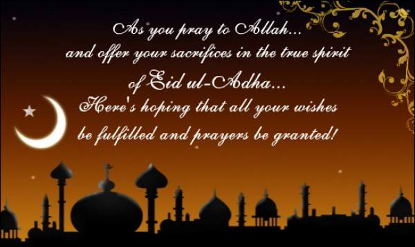 eid al adha greetings images
