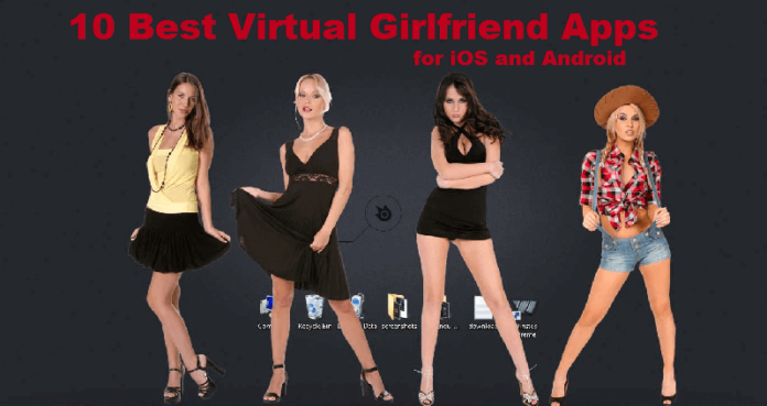 best Virtual Girlfriend apps, android virtual girlfriend apps, virtual girlfriend apps for ios, best virtual gf apps