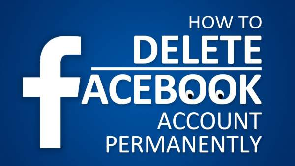 delete facebook account, deactivate facebook account, ban facebook account