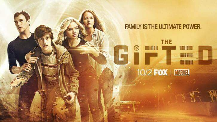Watch The Gifted season 1 premiere online